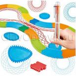 Спирограф, детский набор для рисования Art Game