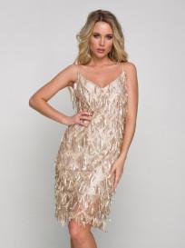 Платье 187, золото