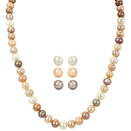 Multicolor Freshwater Pearl