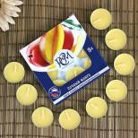 Набор свечей Сочный манго (9 штук), горение 3,5 ч
