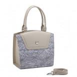 Каркасная женская сумка.