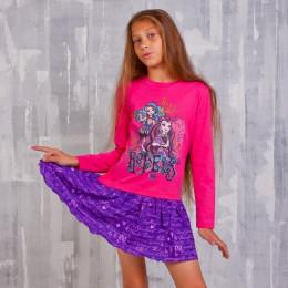 Платье для девочки цвет ZG 14127-FDL2