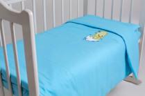 Постельное бельё в кроватку Цыплёнок