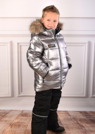 5057 Б Костюм для мальчика зимний