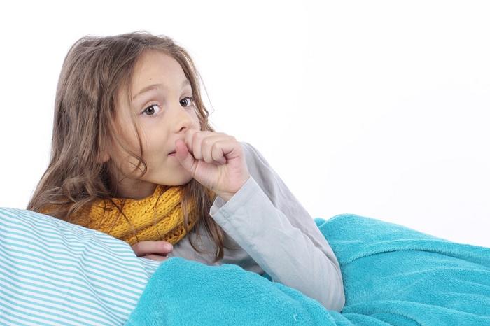 Как победить кашель у ребенка