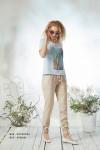 брюки, футболка NiV NiV fashion Артикул: 1605.1638