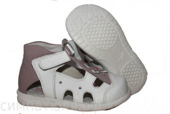 BABY BOOTS Ortopedik сандали туфли 25