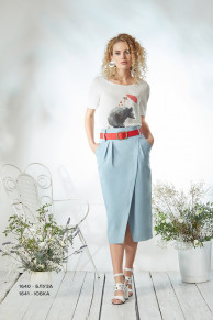1640  Блуза NIV NIV FASHION