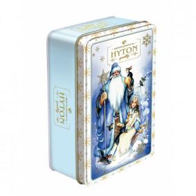 """Чай Хайтон Шкатулка """"Морозко"""" 150 гр. ж/б."""
