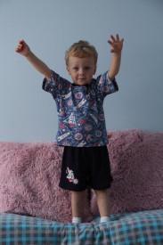 """Пижама для мальчика FS 104d """"Фрегат"""""""