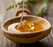 Приморский мёд Липовый (белый) 1,5 кг