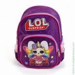 Детский рюкзак Лол 04 Фиолетовый