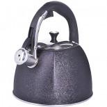 28968 Чайник 3 л нерж/сталь со свистком MB (х12)