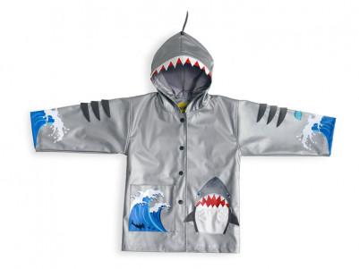 Плащ с подкладкой Kidorable Акула RC-Shark