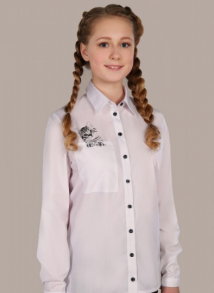 Блузка для девочки 11190