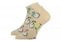 """Женские цветные укороченные носки """"Велосипеды"""""""