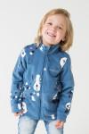 75054 Куртка (CROCKID)голубой