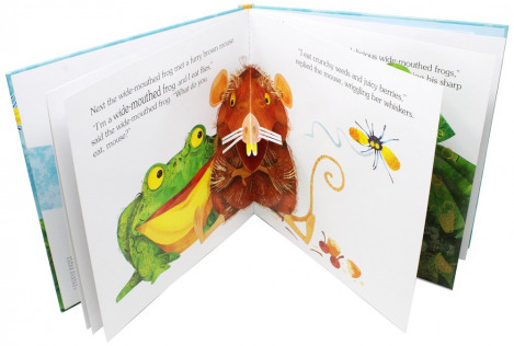 The Wide-Mouthed Frog (A Pop-Up Book)