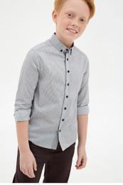 #33463 Рубашка Серый