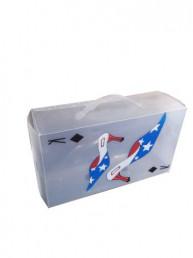 """Коробка с ручкой """"Туфелька -2"""""""