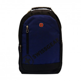 Рюкзак Swissgear Black Blue р-р 45х32х15 арт R-041