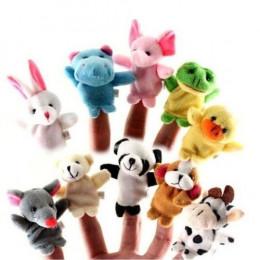 Пальчиковые куклы набор 10 шт.