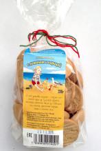 Печенье с цедрой лимона и корицей