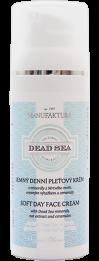 Дневной крем с солью Мертвого моря и керамидам