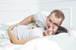 Секс на 32 недели беременности