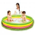 Детский круглый бассейн, 152х30 см, 211 л