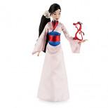 Mulan Classic Doll with Mushu Figure - 12''