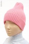 Демисезонная шапка-трюфель для девочки