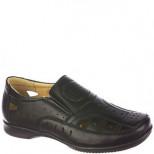 40-047A черн Туфли для мальчиков (32-37)