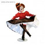 Кукла «Танцовщица Мулен Руж» 25 см