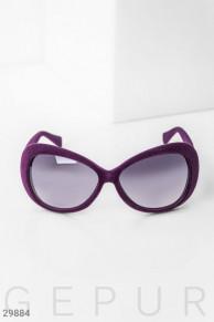 Бархатные очки Gepur