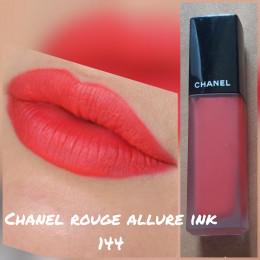 Chanel rouge allure ink помада для губ