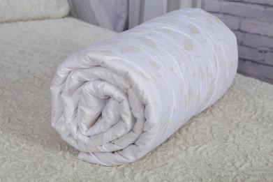 Одеяло шелковое волокно евро 1 (300гр/м) тик