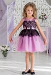 Платье К*армелита сирень