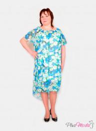 Платье Модель №12 размеры 50-60
