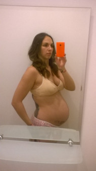 Фото животиков на 29 неделе беременности