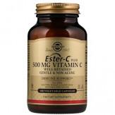 Solgar, Ester-C Plus, Витамин C, 500 мг, 100 табл