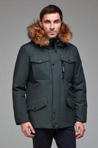 куртка мужская зимняя Plaxa
