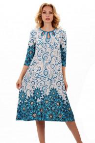 Домашнее Платье 52-537К