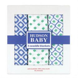 Baby Muslin Swaddle Blankets