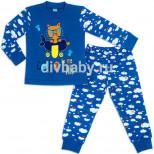Пижама для мальчика интерлок №13