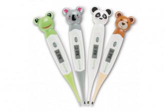 Термометр животные 17х5см.