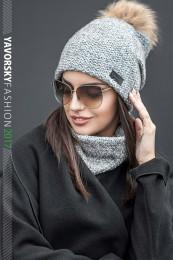 шапка+хомут #180