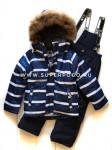 Mys, костюм зимний для мальчика (цвет синий)
