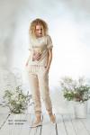 брюки, футболка NiV NiV fashion Артикул: 1605.1637