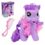 Игрушка сказочная пони с музыкой и подсветкой